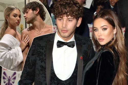 Love Island's Eyal Booker reveals he's moving to Los Angeles for model girlfriend Delilah Belle Hamlin