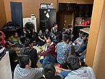 At least 37 migrants rescued from Texas stash house where human traffickers held them