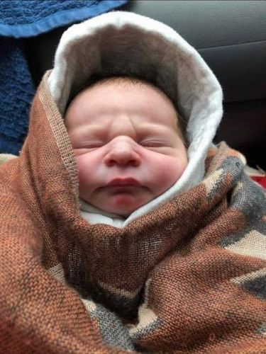Newborn baby boy found abandoned in bush in Hackney as cops desperately hunt mum