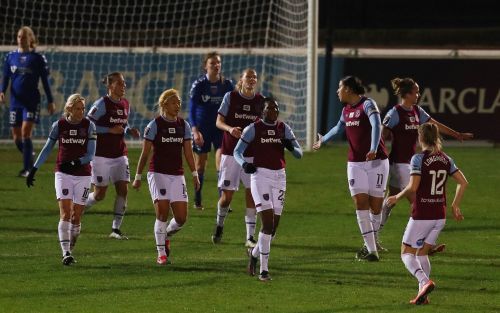 West Ham book Women's League Cup semi-final date with Chelsea after easing past Durham