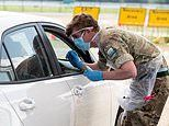 British army are being drafted in to Tier Three areas to enforce coronavirus restrictions