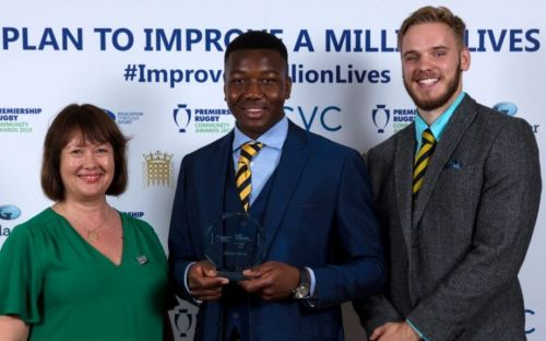 Exclusive interview: Worcester academy's Cheick Kone on his remarkable journey to the Warriors - 'I never thought I'd get to play rugby'