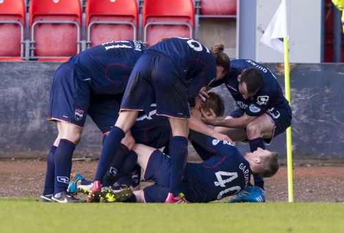 Five memorable moments as Ross County skipper Marcus Fraser departs Dingwall