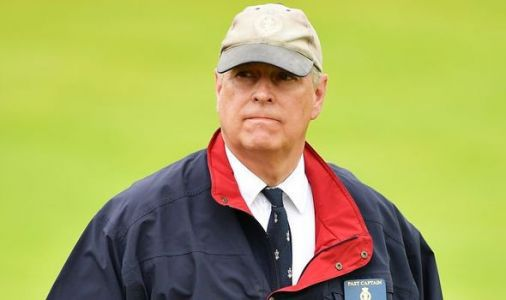 Prince Andrew's surprising possession exposed amid golf expenses row