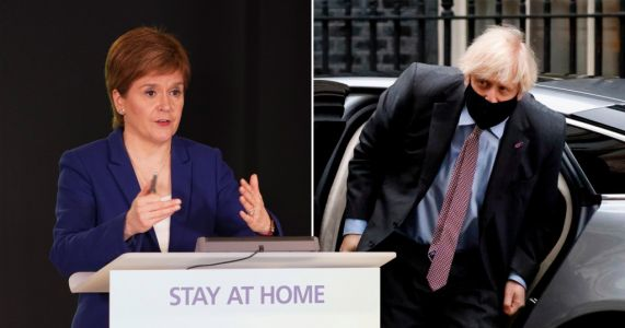 Nicola Sturgeon says Boris Johnson's trip to Scotland is 'non-essential'