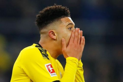 Ole Gunnar Solskjaer has 'no update' on Manchester United's bid for Jadon Sancho