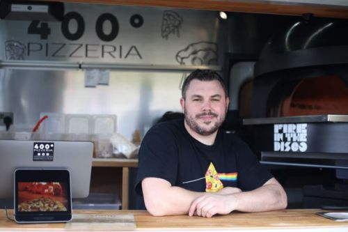 'Having The Community Behind Me Is Everything': How A Pizza Truck Owner Thrived In Lockdown