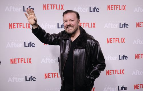 """Ricky Gervais discusses 'cancel culture': """"Trying to get someone fired isn't cool"""""""