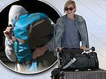 SPOILER ALERT! Alex Nation and Richie Strahan arrive in Fiji to film Bachelor In Paradise