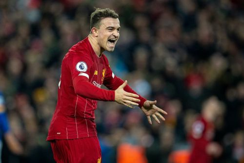 Xherdan Shaqiri eager to contribute with more game time for Liverpool