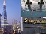 Luxury Shangri-La Hotel at top of London's Shard fails to make profit since it opened four years ago