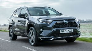 New Toyota RAV4 plug-in hybrid 2021 review