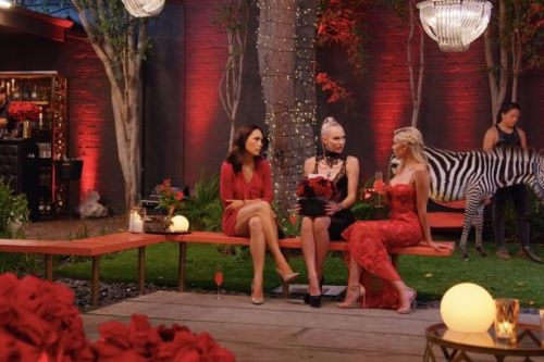 Selling Sunset season 2 recap with every feud and one fiery engagement party