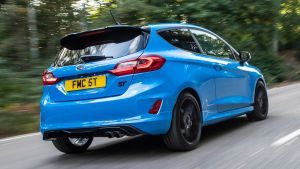 New Ford Fiesta ST Edition 2020 review