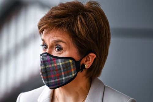 Nicola Sturgeon 'tired but doing fine' as SNP leader opens up on mental health