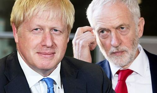 Labour crisis: Corbyn in free fall as support plummets while Boris surges in new poll