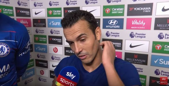 Barcelona a long shot for ageing Pedro