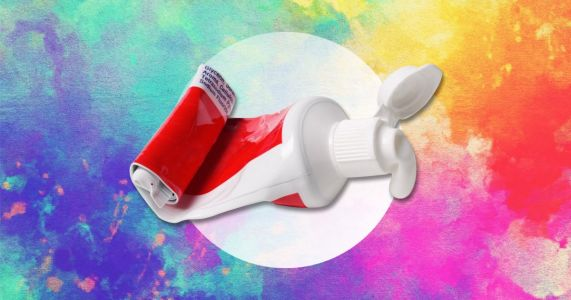 Here's your 2020 reminder to never use toothpaste as lube
