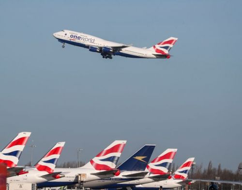 British Airways: More Than 6,000 Staff Apply For Voluntary Redundancy