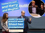 Prince Harry and Prince William BOTH share Instagram posts celebrating their joint charity venture