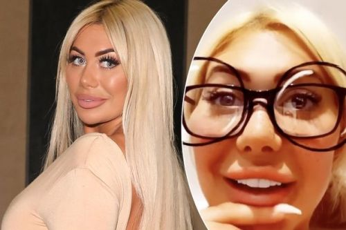 Chloe Ferry goes on furious rant as she airs frustrations over having an 'absolutely s**t' sense of fashion