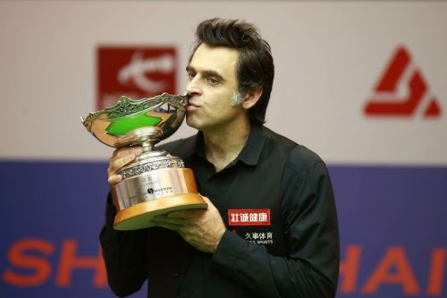 Ronnie O'Sullivan compares himself to Seve Ballesteros and Tiger Woods after Shanghai Masters win
