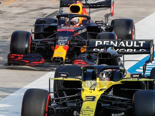 Variable engine performances 'at core of F1'