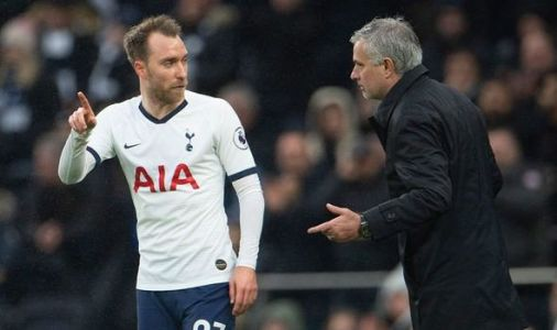 Jose Mourinho breaks silence on Christian Eriksen to Inter Milan transfer with move close