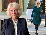 Camilla Parker Bowles urges people to stay active during the pandemic 'for the sake of our bones'