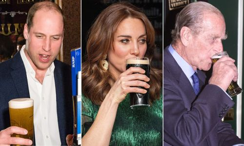 What pints would royals order at the pub? Prince Harry, Kate Middleton and more's favourite beers