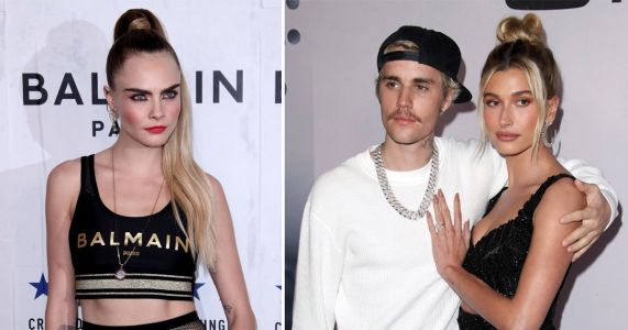 Cara Delevingne criticises Justin Bieber after ranking last among wife's friends