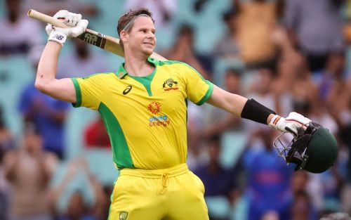Steve Smith stars again as Australia beat India to go 2-0 up in ODI series