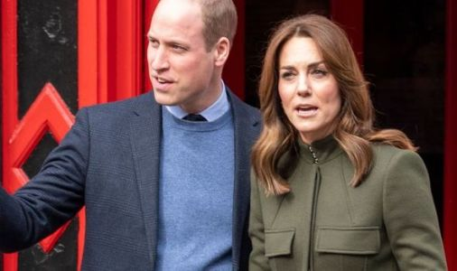Prince William's 'really awkward' comment to Kate caught on camera during royal tour