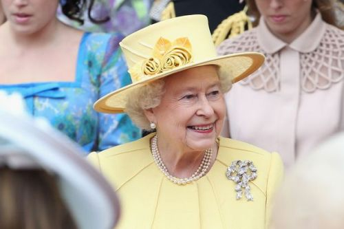 Touching letters and Christmas presents the Queen sent her goddaughter