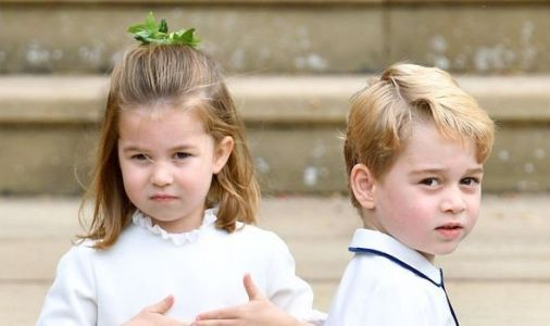 Princess Charlotte title: Why Charlotte would never be eligible for Prince George's title
