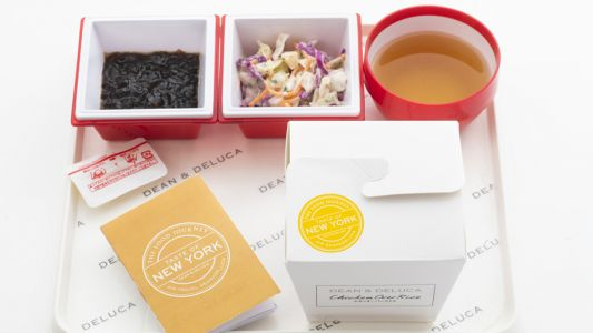 Japan Airlines introduces new inflight meal for international passengers