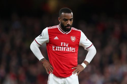 Freddie Ljungberg fires warning to Alexandre Lacazette after Arsenal's defeat to Manchester City