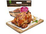 Woolworths launches a new 'garlic bread' flavoured roast chicken for $11.50