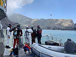White Island search teams return to volcano site to recover two missing bodies