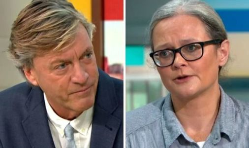 'Are you heartless?!' Eco warrior loses it at Richard Madeley in fierce GMB row