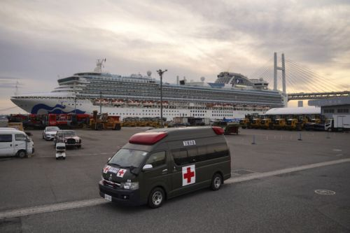 175 now infected with coronavirus on cruise ship, including quarantine officer
