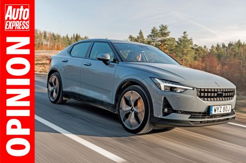 'Polestar: the first of many new brands coming soon'