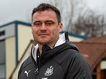 Newcastle United's 'longest-serving player' Steve Harper returns to the club as first-team coach