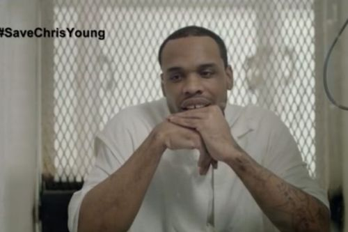Prisoner just hours away from execution says 'Death Row saved him' in final plea video from his cell