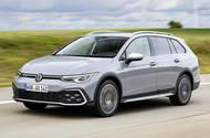 New Volkswagen Golf estate and Alltrack priced from £24,575