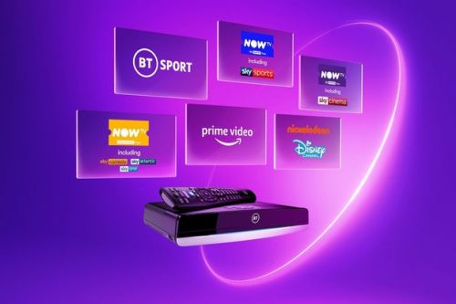 New BT TV packages will let users change subscriptions on month-to-month basis