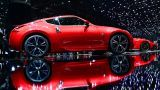 Next Nissan Z car teased as part of new product offensive