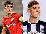 Leverkusen manager Peter Bosz jokes Kai Havertz is set to join his former Dutch team Heracles Almelo