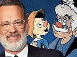 Tom Hanks in early negotiations to play Geppetto for Disney'slive-action remake of Pinocchio