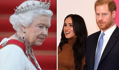 Royal snub: Queen branded 'heartless' for stripping Meghan Markle and Harry of HRH titles